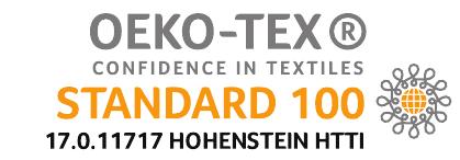 Oeko-Tex Confidence in Textiles Standard 100 wunderlabelAU